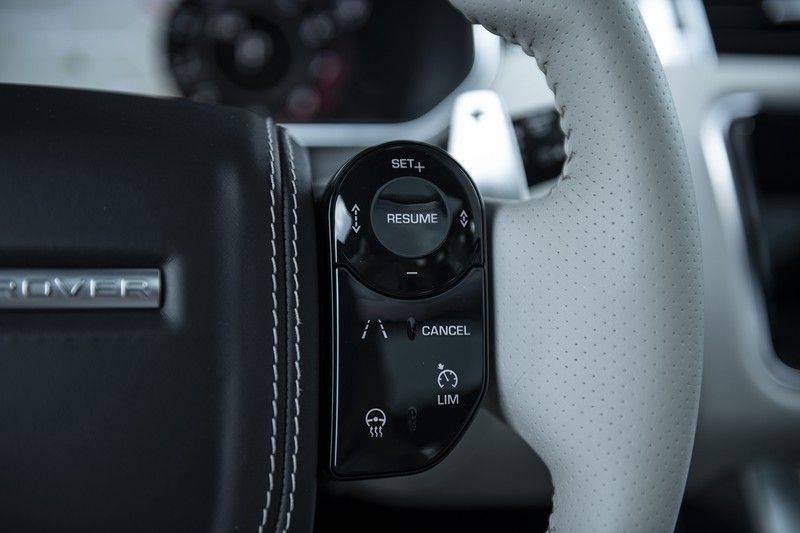 "Land Rover Range Rover Sport P575 SVR 'Solid Gloss Avocado' Carbon SVR motorkap + Drive Pro Pack + Panoramadak + 22"" + Stoelkoeling + Head-Up + Stuurwielverwarming + Carbon interieur afbeelding 24"