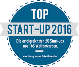 Top Start-up 2016 Award