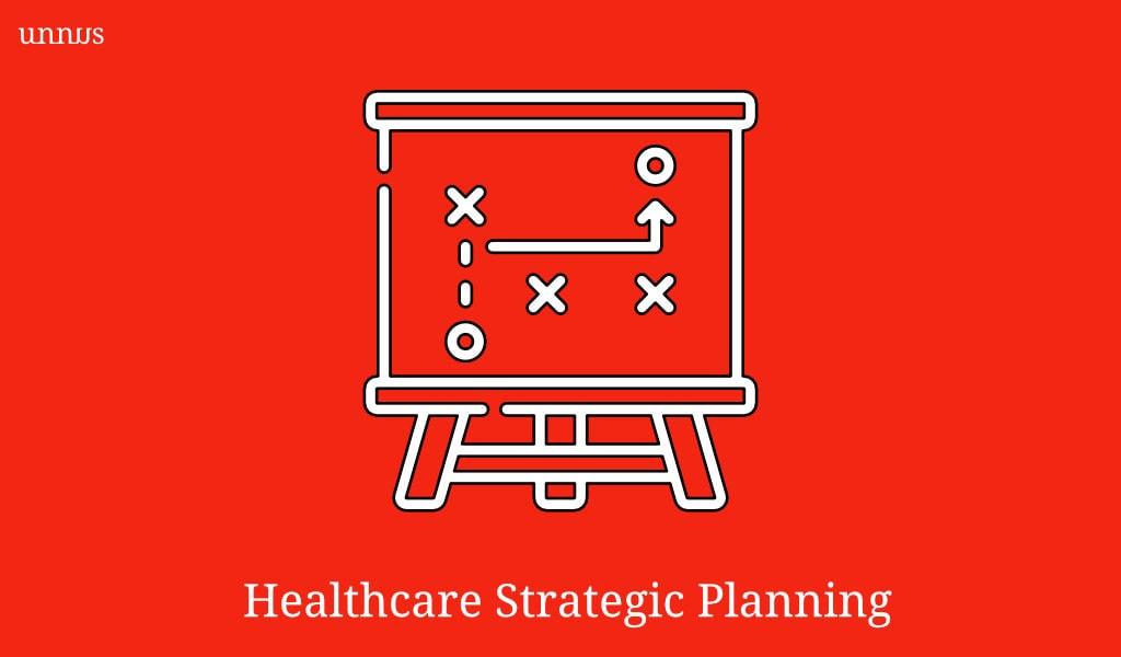 illustration of healthcare marketing plan