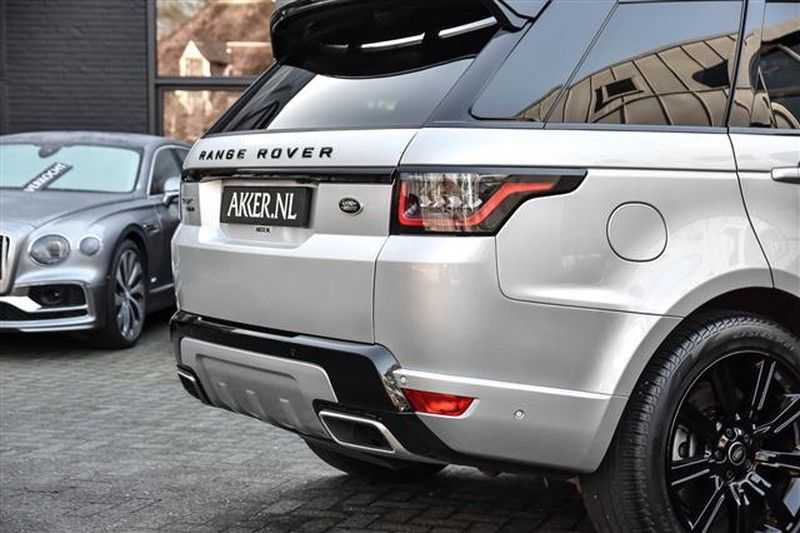 Land Rover Range Rover Sport P400E HSE DYNAMIC BLACK PACK+PANO.DAK NP.127K afbeelding 24