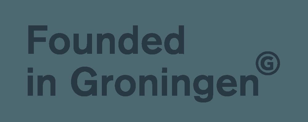 Founded in Groningen logo
