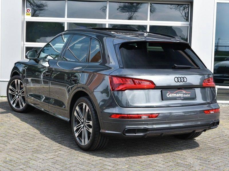 Audi SQ5 3.0TFSI 354pk Quattro Black Optic Lucht HUD B&O Pano Ruitleder ACC 21-Inch Carbon afbeelding 13