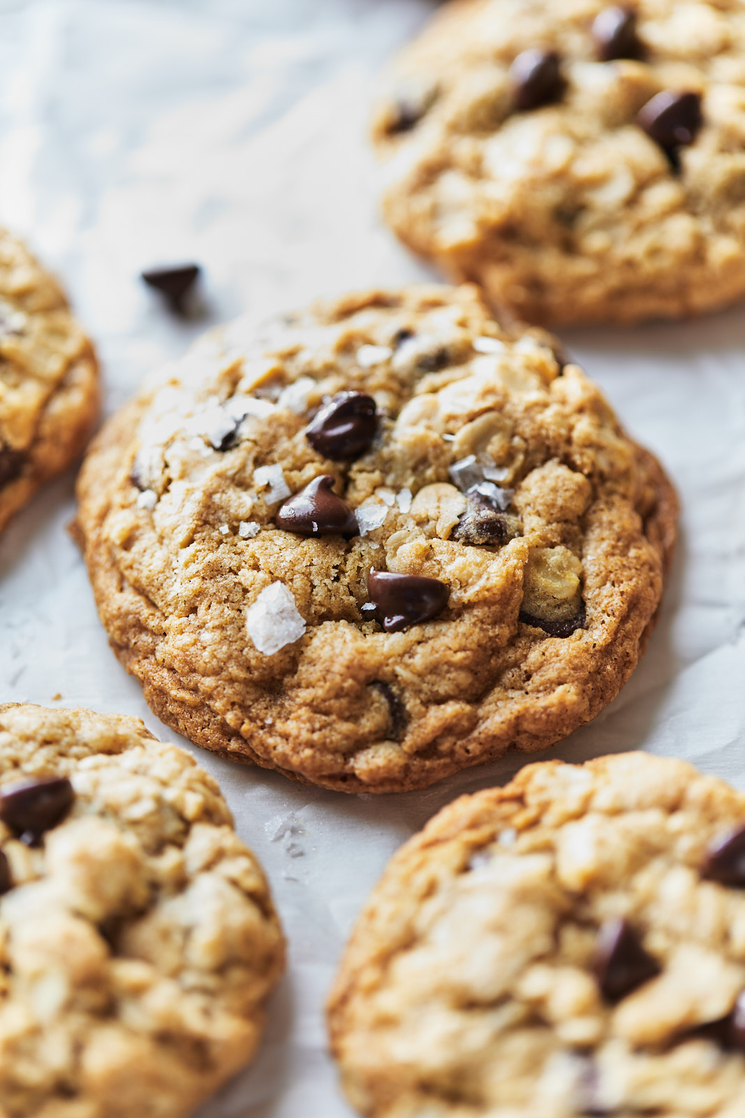 Classic Oatmeal Cookies (Gluten Free)