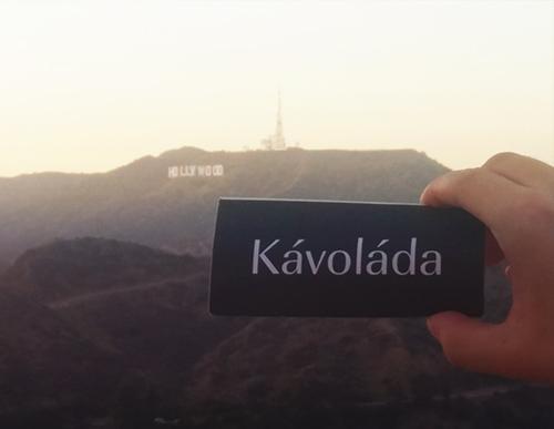Kávoláda v Hollywoodu