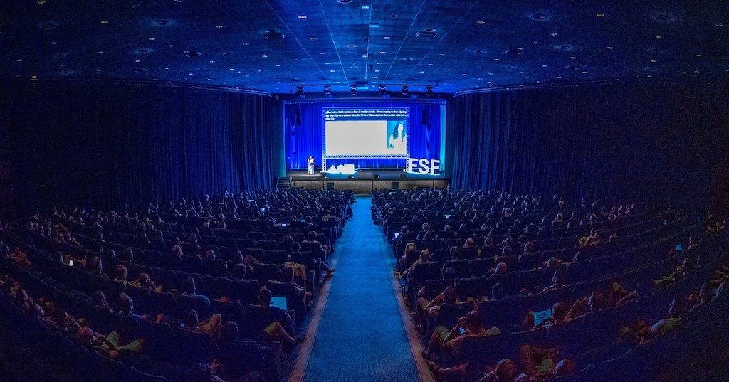 The venue at FullStackFest 2019