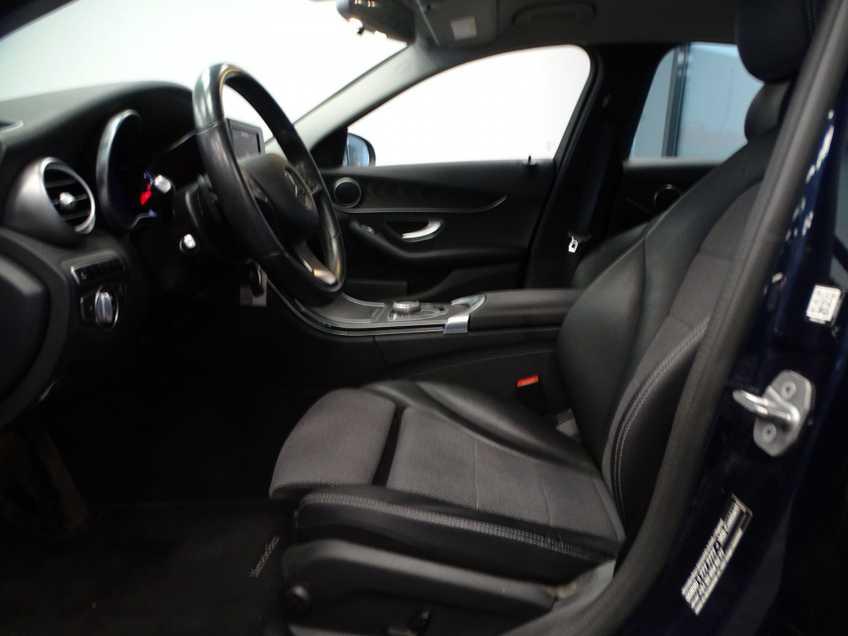 """Mercedes-Benz C-Klasse 350 e Lease Edition Ex BTW! Avantgarde Navigatie Clima Cruise Trekhaak LED 17""""LM afbeelding 19"""