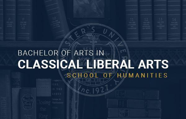 Classical Liberal Arts Major