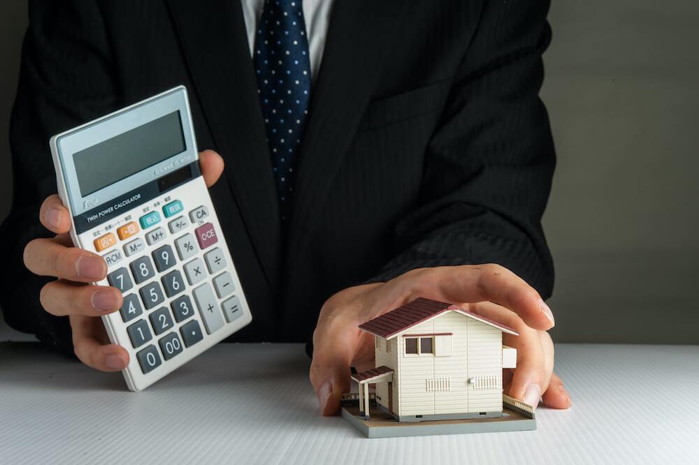 Immobilienwert Darstellung bei Verkauf