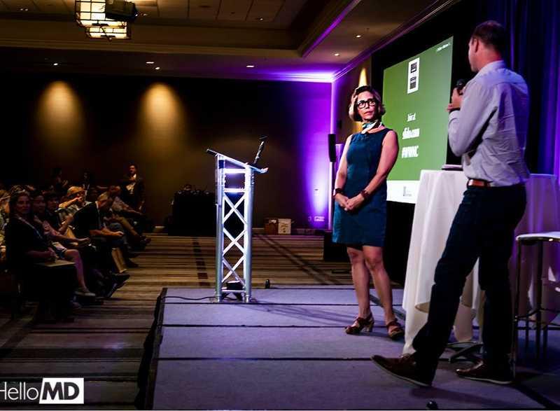 HelloMD's Pamela Hadfield Talks Trends at Wine & Weed