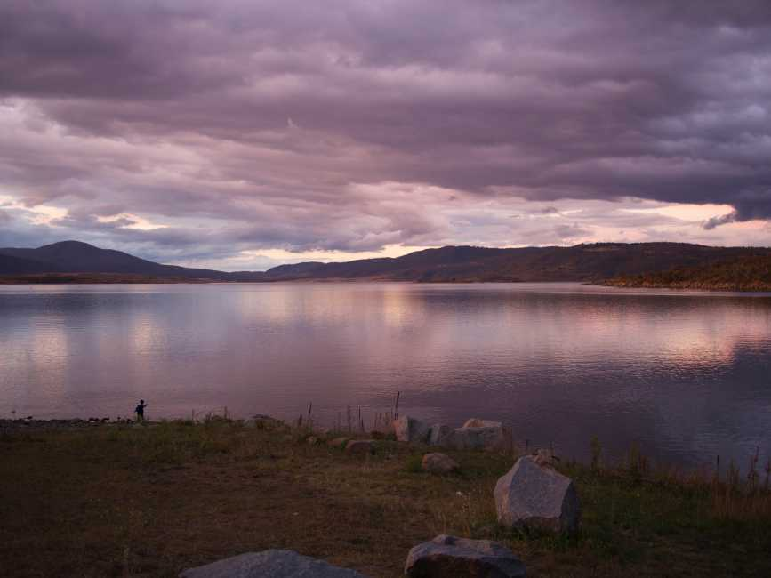 Twilight, Lake Jindabyne