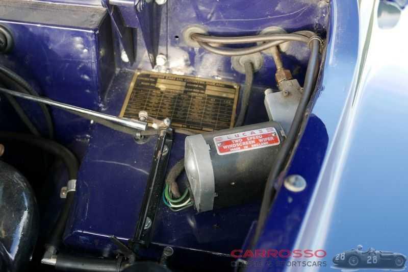 Jaguar XK 140 3.4 SE FHC / Nr. 28 of 8937 ! / Getrag gearbox afbeelding 14