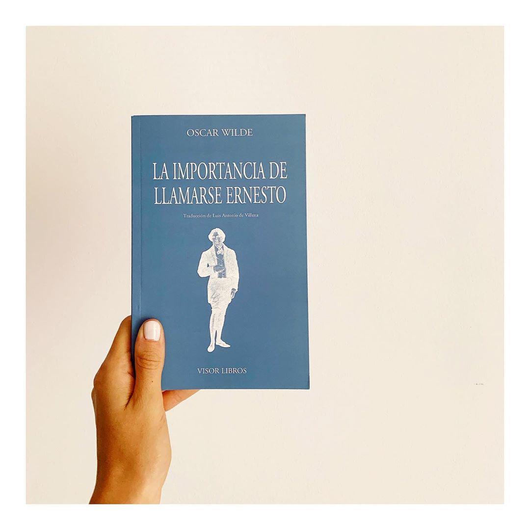 """Imagen de Reseña de """"La importancia de llamarse Ernesto"""", de Oscar Wilde"""