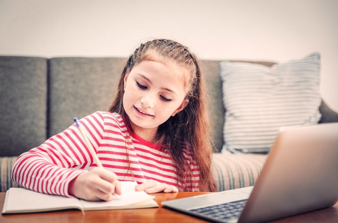 Безкоштовне онлайн навчання для дітей 4 - 7 років
