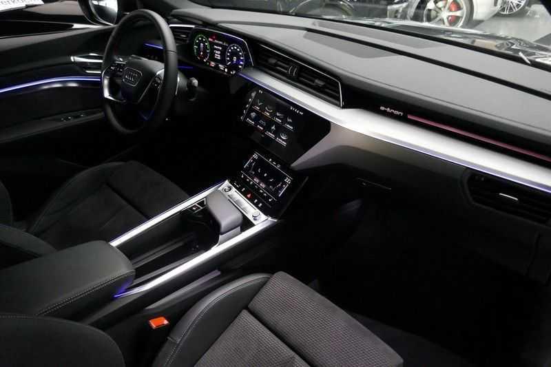 Audi e-tron 55 quattro S edition MARGE ALL IN PRIJS afbeelding 21