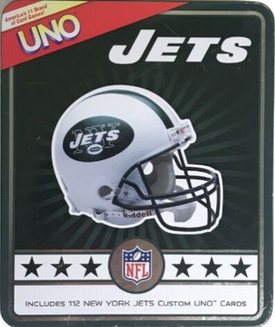 New York Jets Uno (2009)