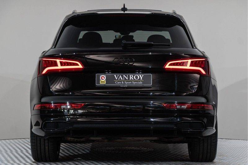 "Audi SQ5 3.0 TFSI 354pk Quattro Black Edition Panoramadak Luchtvering Valconaleder B&O Matrix-Dynamisch Keyless Navi-High ACC DriveSelect  21""Performance Camera Pdc afbeelding 13"