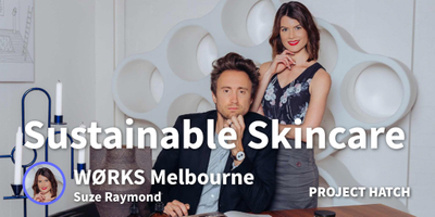 featured image thumbnail for post How I built an 'Edible' Skincare Brand After My TV Presenting Career