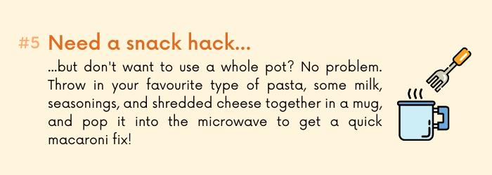 Mac & cheese fact 5