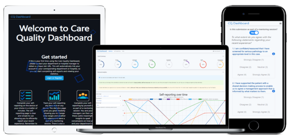 Care Quality Dashboard