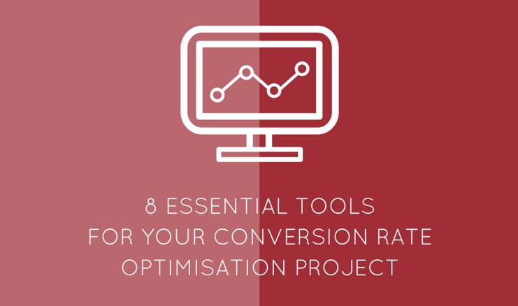 Top 8 Tools for a Conversion Rate Optimisation Project