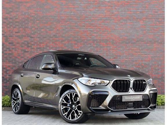 BMW X6 M *Carbon*Pano*HUD*B&W*FULL OPTION*