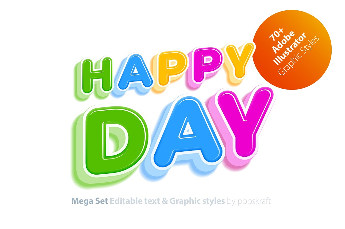 Zephir Adobe Illustrator styles images/zephir_1_ai_styles_cover.jpg