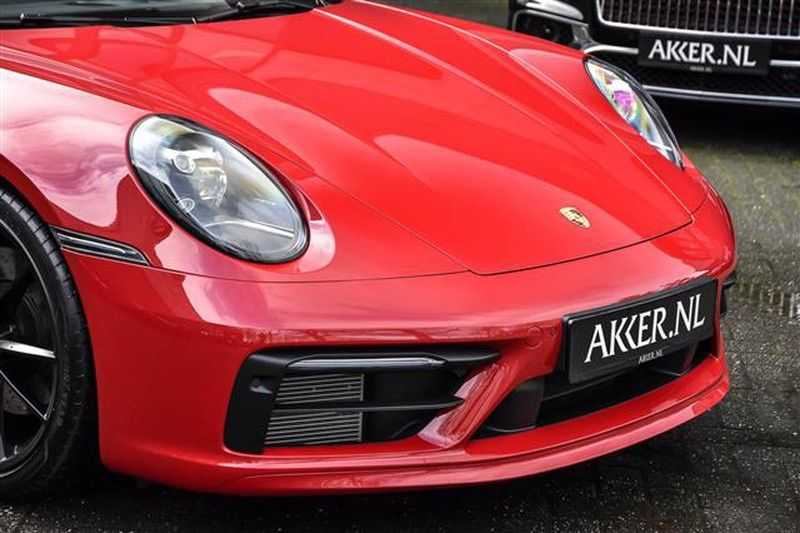 Porsche 911 4S CABRIO SPORTDESIGN+4WSTURING+SPORTCHRONO afbeelding 19