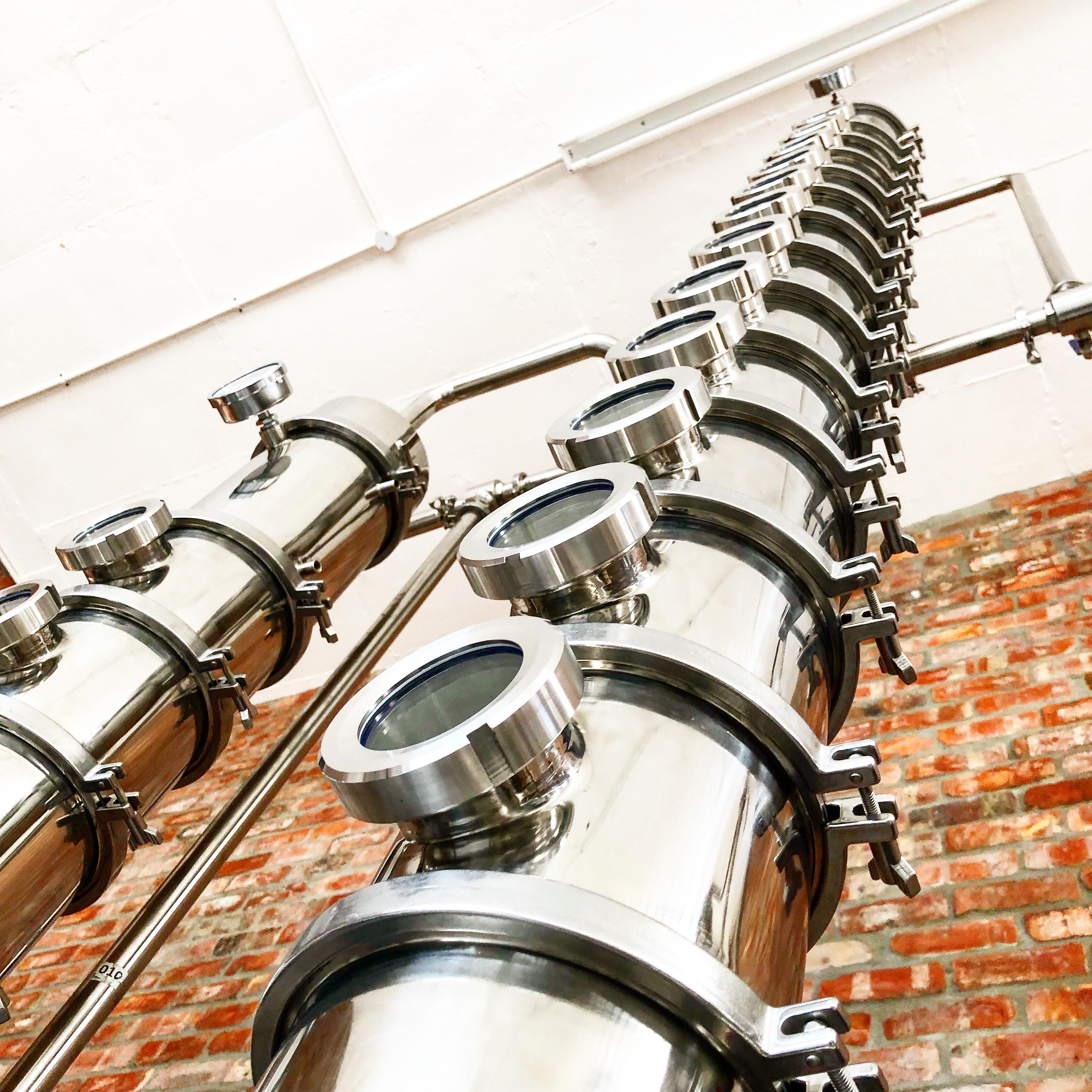 Ingrained Distillery Multi Column Still