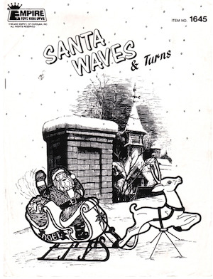 Empire Animated Santa, Sleigh & Reindeer #1645 Instruction Manual.pdf preview