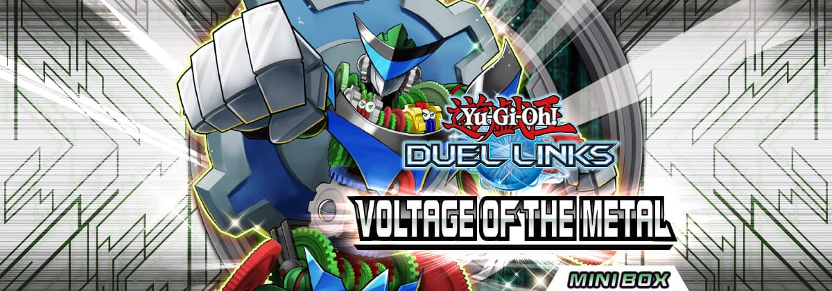 Box Review: Voltage of the Metal | YuGiOh! Duel Links Meta