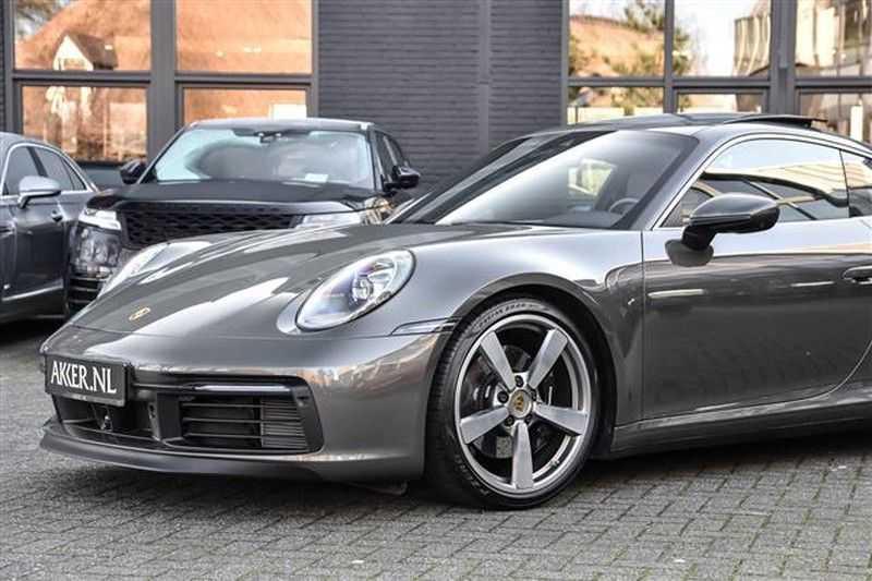 Porsche 911 4S PDCC+4WSTURING+BURMESTER NP.220K afbeelding 8
