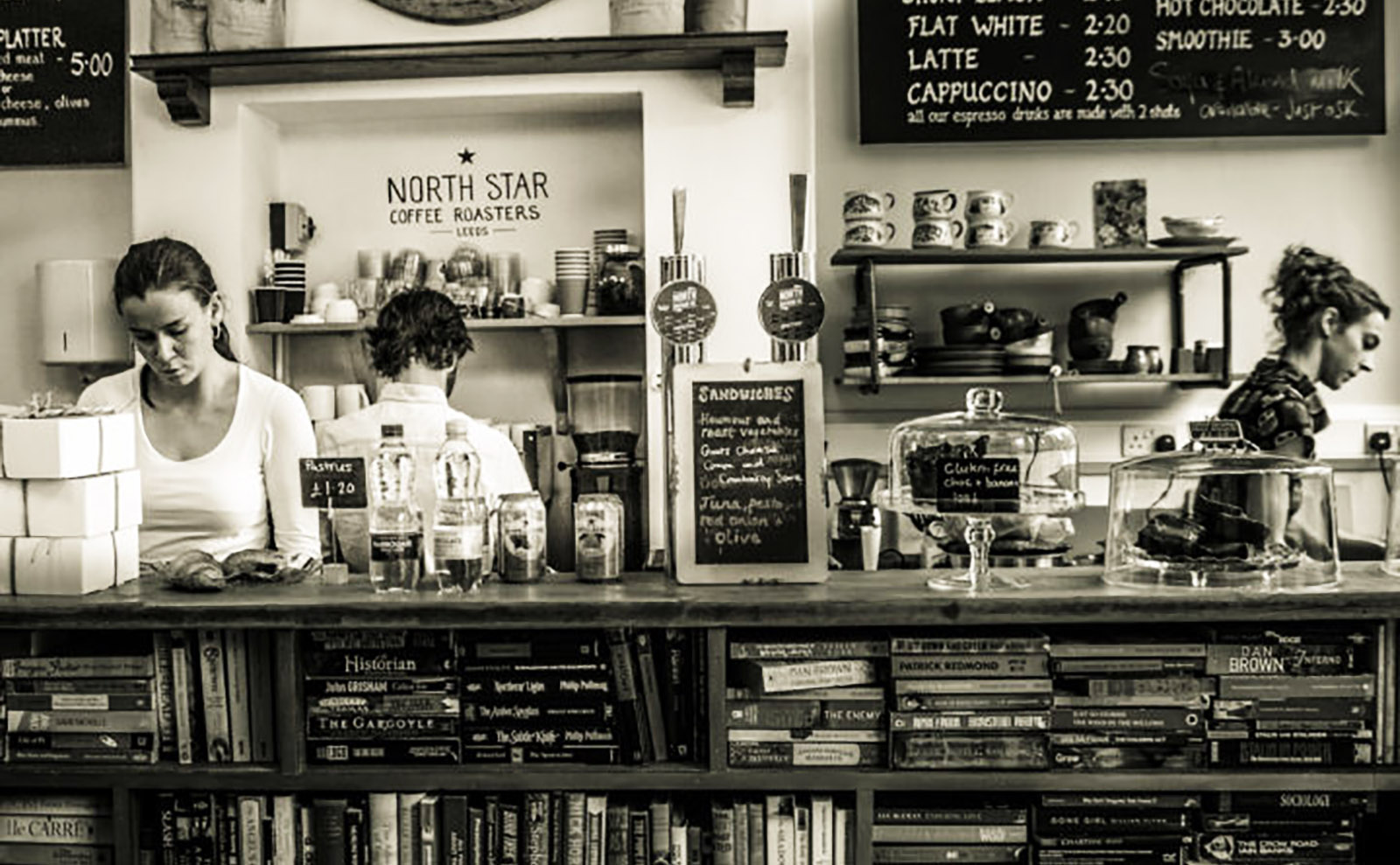 This is Why We Love The Union Coffee House in Leeds