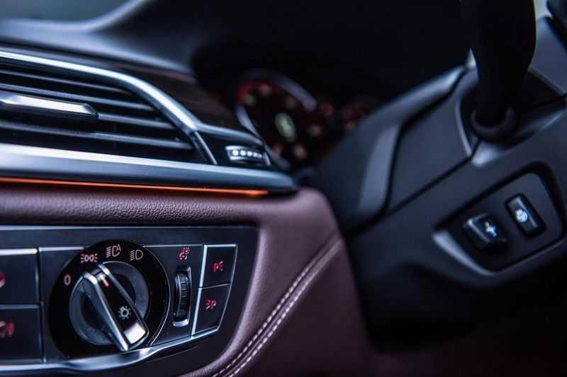 BMW 7 Serie 750i xDrive High Executive, 450 PK, Schuifdak, Gesture Control, Display/Key, Massage, Head/Up, Surround view, 56DKM!! afbeelding 21