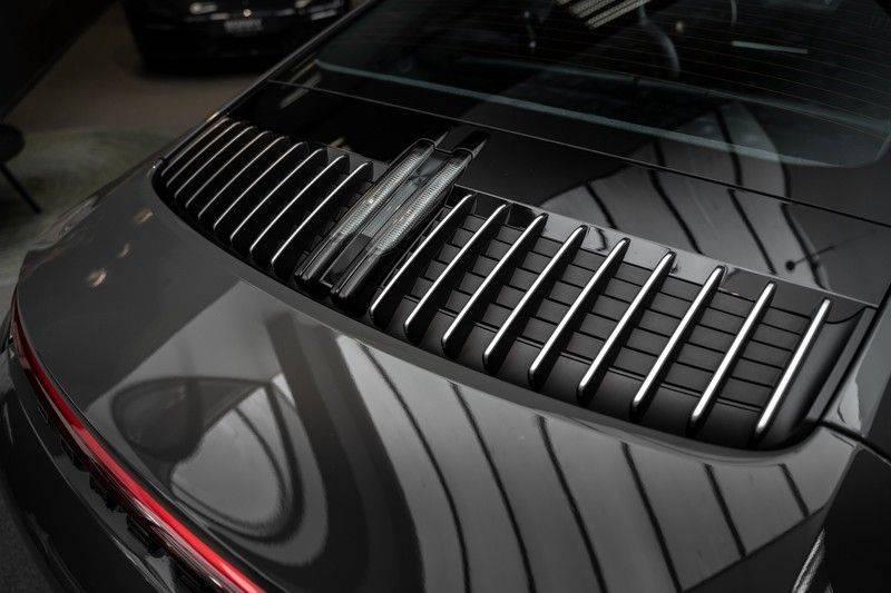 Porsche 911 992 4S PTS Schieffer Grau Slate Grey Sport Design Pakket 930 Leder vol Carbon 3.0 Carrera 4 S afbeelding 10