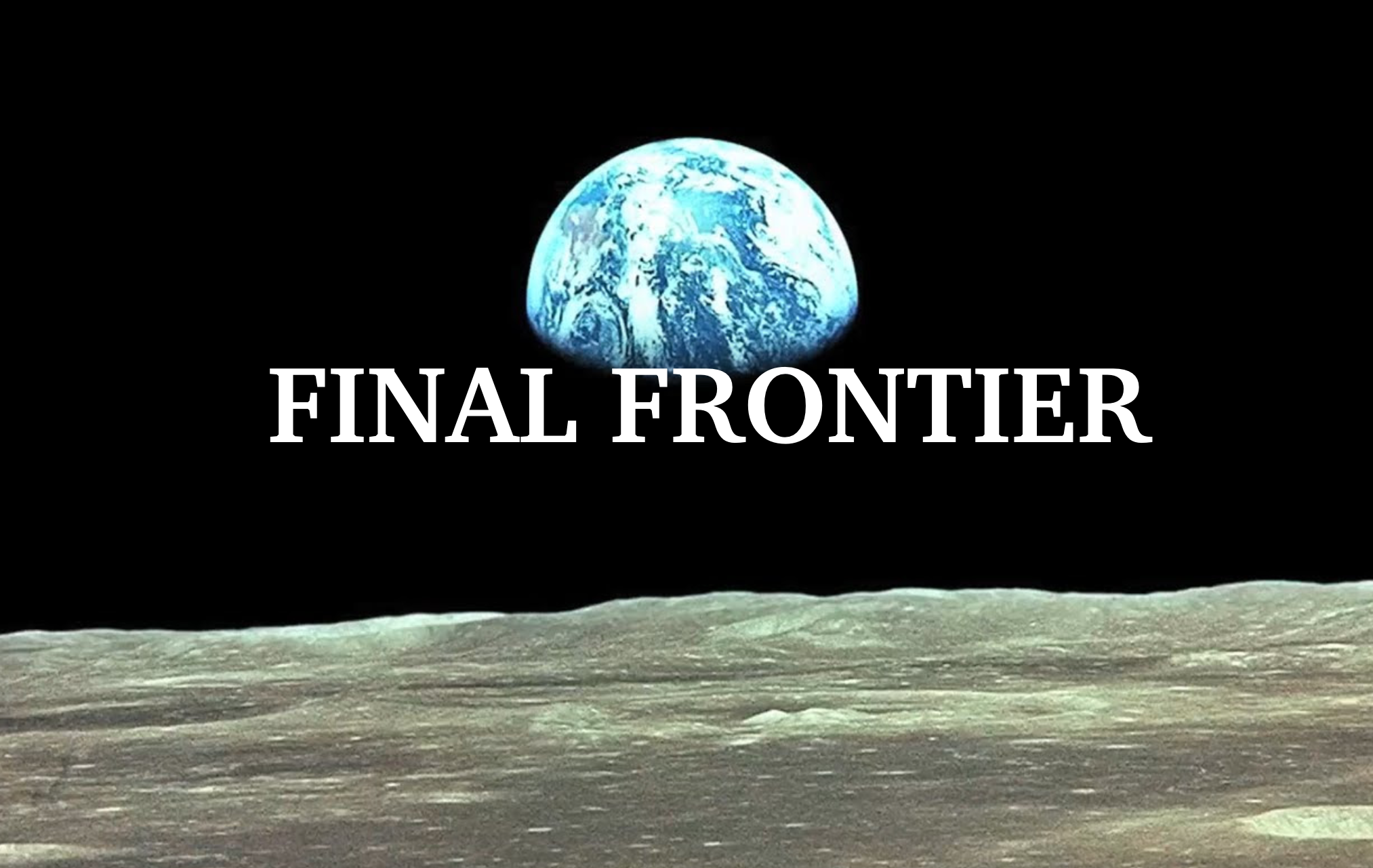 New Channel: Final Frontier