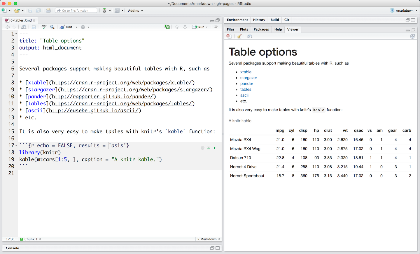Tables - How to create table in html code ...