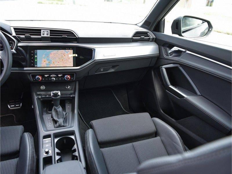 Audi Q3 Sportback 45TFSI 230pk Quattro S-Line Black Optic Pano M-LED Virtual 20-Inch Keyless DAB Stoelverwarming afbeelding 20