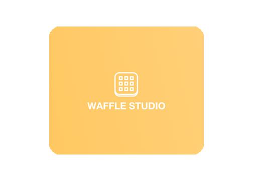 Logo Waffle Studio