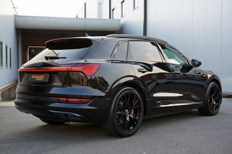 Audi e-tron 55 quattro *4% bijtelling *€180 netto bijtelling afbeelding 3