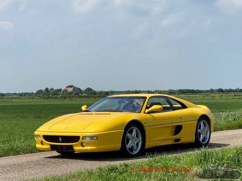 Ferrari F355 F1 GTB, 1 owner, 38.000 km afbeelding 7