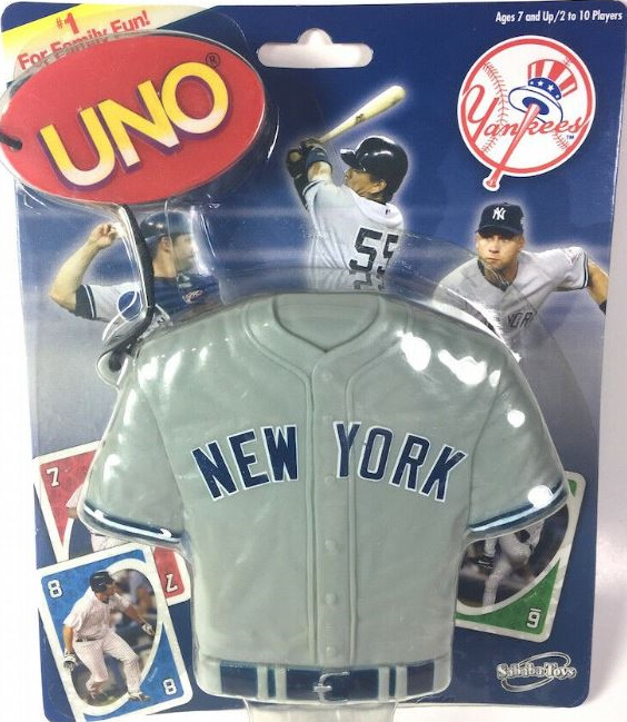 New York Yankees Uno (2007)