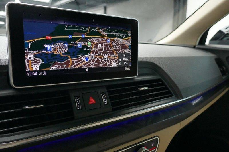 """Audi Q5 2.0 TDI quattro Design Panorama - 20""""LM afbeelding 19"""