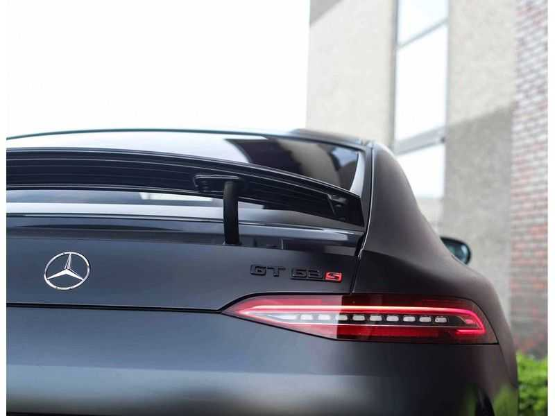 Mercedes-Benz AMG GT 4-Door Coupe 63 S 4MATIC+ *Dynamic Plus*widescreen*Head-up* afbeelding 16