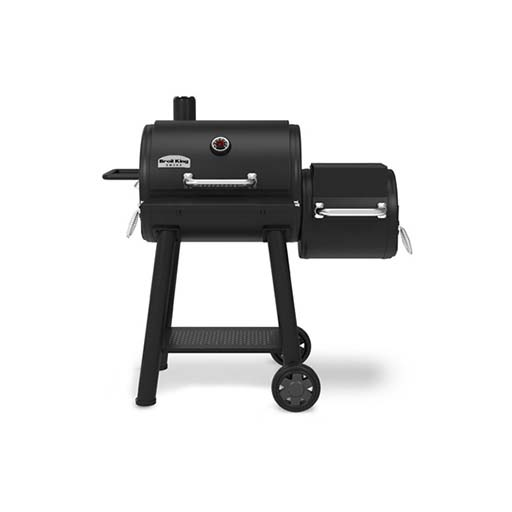 BBQ Broil King Smoke Offset 500