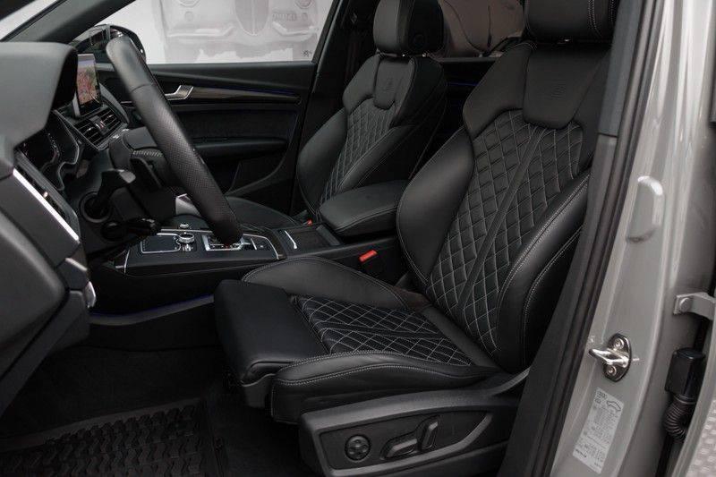 Audi Q5 2.0 TFSI 252pk Quattro Black Edition Luchtvering Panoramadak ACC Valconaleder VirtualCockpit Carbon Matrix Keyless DriveSelect Navi/MMI/Touch Camera ParkAssist Pdc afbeelding 2