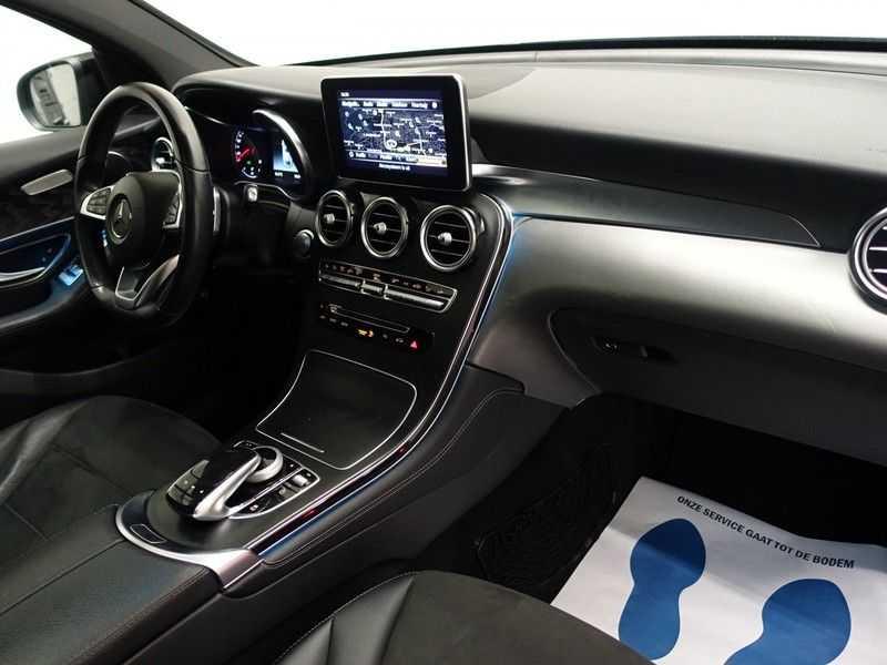 Mercedes-Benz GLC Coupé 350 D 4MATIC 259pk AMG 9G Aut- Pano, Leer, Rijassistentiepakket, Full afbeelding 21