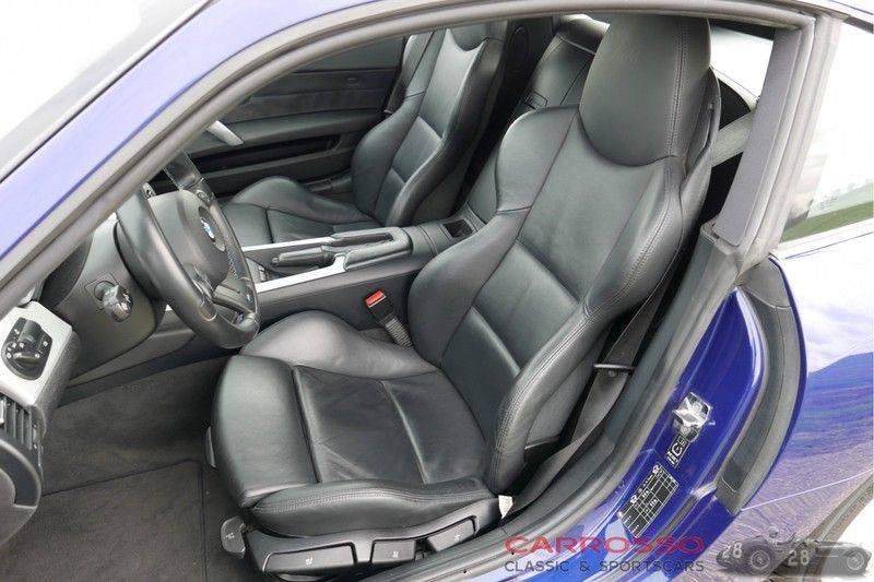 """BMW Z4 Coupé 3.2 M Xenon, 18""""LM, 65.683 km, Interlagos Blauw-Metallic afbeelding 4"""