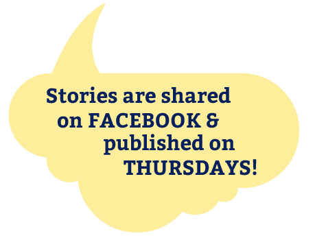 The Airdrie Angel Program. Stories are shared on Facebook and published on Thursdays!.
