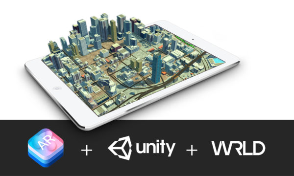 How to use ARKit with the WRLD Unity SDK: Part 2