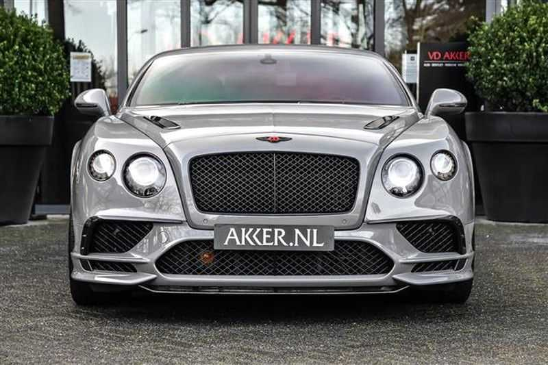 Bentley Continental GT SPEED SUPERSPORTS LOOK CARBON (635 PK) afbeelding 17